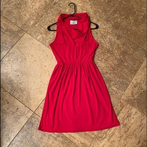 Judith March Red Dress😍😍😍